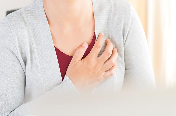 3 penyebab abses payudara yang perlu diketahui