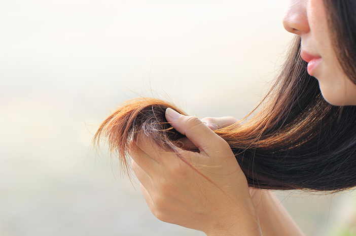 6 Tips Mengatasi Rambut Bercabang
