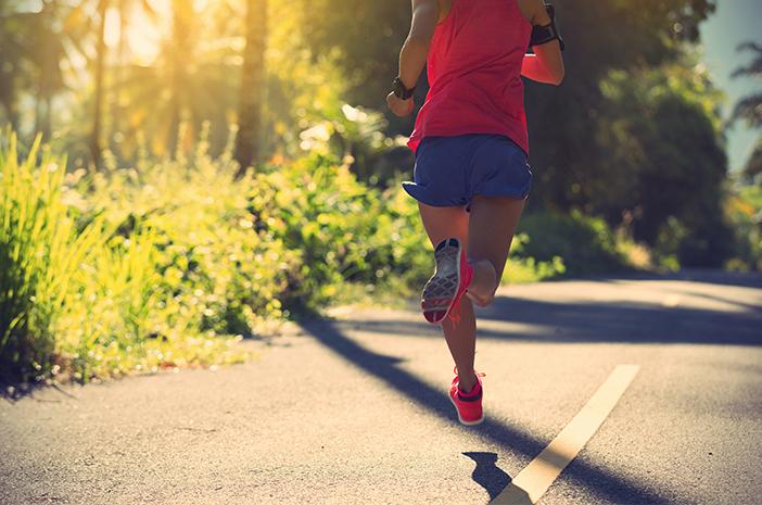 Atlet Lari Terancam Kena Plantar Fasciitis pada Tumit