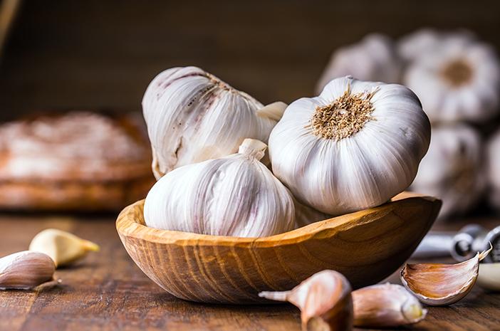 Bawang Putih Bisa Menyembuhkan Penyakit Gondok, Benarkah?