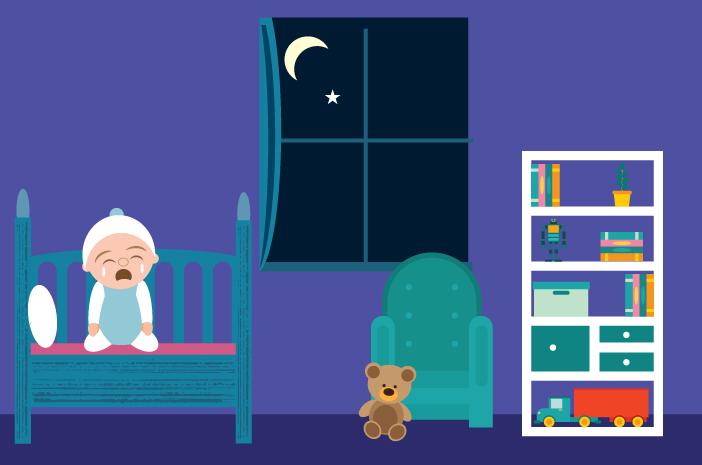 Insomnia pada bayi, pengertian insomnia