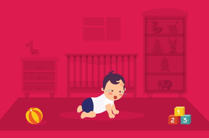Bayi Ibu Pernah Jatuh? Awas Bahaya Trauma Kepala Ringan. Ini Cara Mendeteksinya