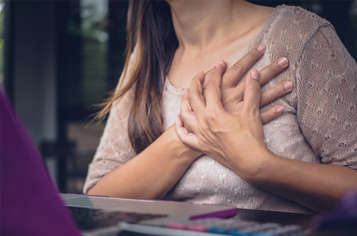 Bukan Karena Kasmaran, Ini 6 Faktor Penyebab Jantung Berdebar-debar