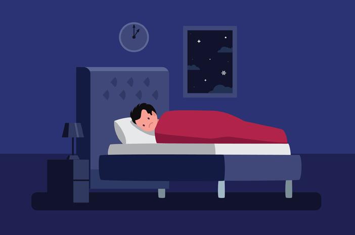 Dampak penyakit sleep apnea, gangguan pernapasan saat tidur