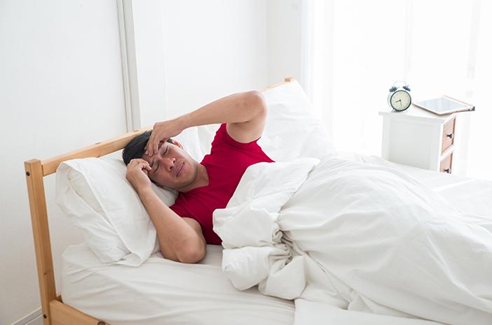 Inilah 5 Penyebab Pusing Saat Bangun Tidur