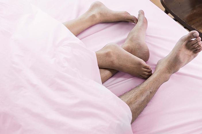 Jangan Ditahan, Libido Bisa Pengaruhi Kesehatan Reproduksi