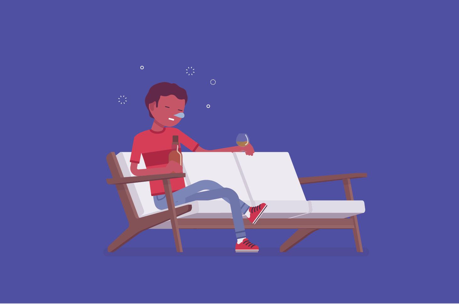 kebiasaan yang dapat memperparah gejala tukak lambung