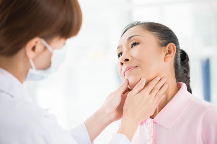 Kenali 4 Jenis & Ciri-Ciri dari Kanker Tiroid