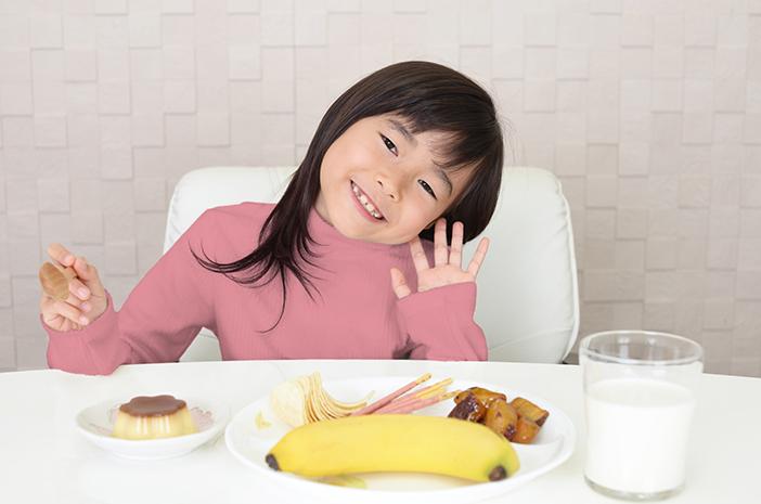 ketahui 6 makanan tinggi protein yang baik untuk si kecil