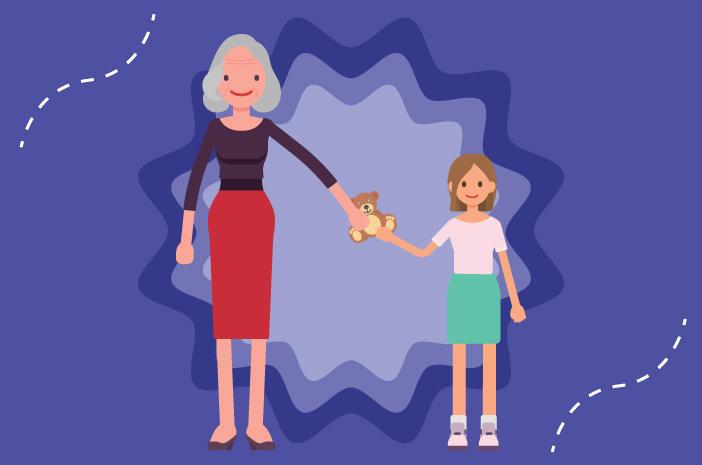 Main Boneka untuk Lansia Bisa Bantu Atasi Penyakit Pikun