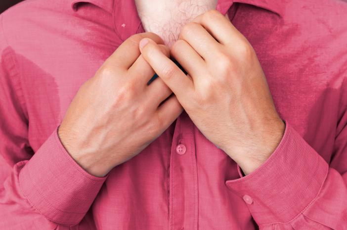 Sering Mengeluarkan Keringat? Penyakit Tinea Cruris Bisa Menyerang