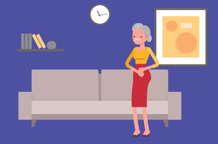 wanita premenopause dan menopause rentan terkena polip rahim benarkah