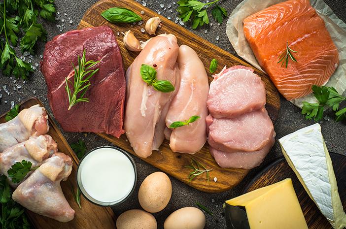 10 Makanan Dengan Kandungan Zat Besi Tinggi Untuk Orangtua