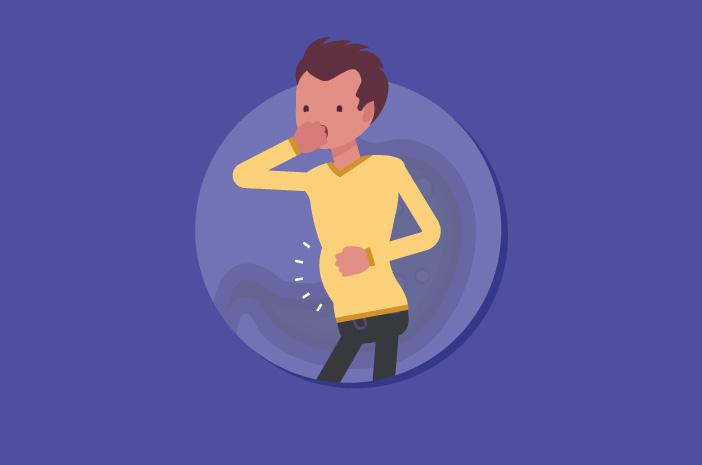 Inilah Beberapa Penyakit yang Ditandai dengan Perut Kembung