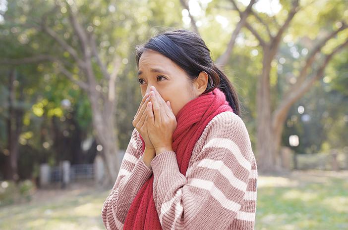 Alasan tubuh mengidap alergi dingin