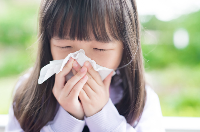Penyakit yang ditularkan di sekolah