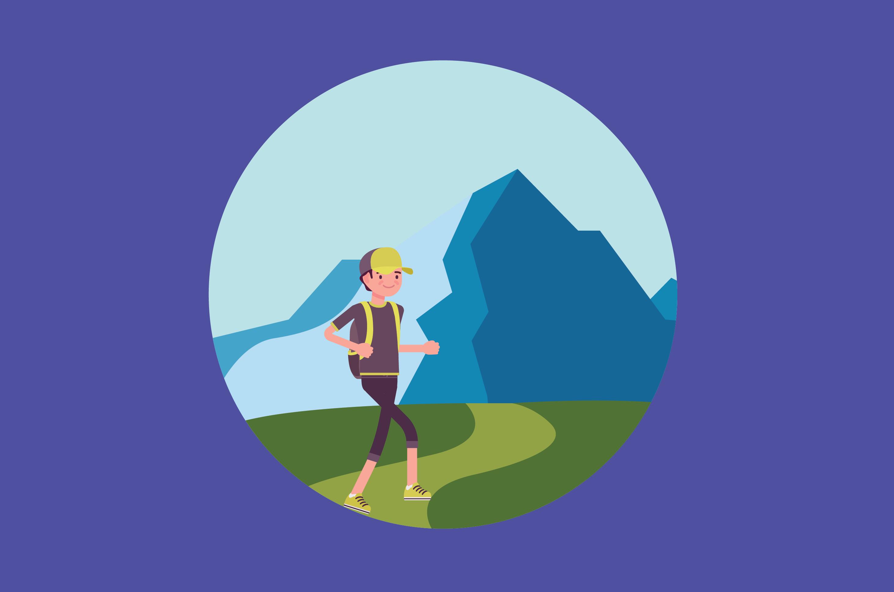5 pilihan olahraga alam yang seru dan bermanfaat