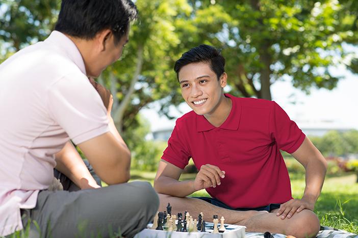 manfaat bermain catur, catur, manfaat catur untuk otak