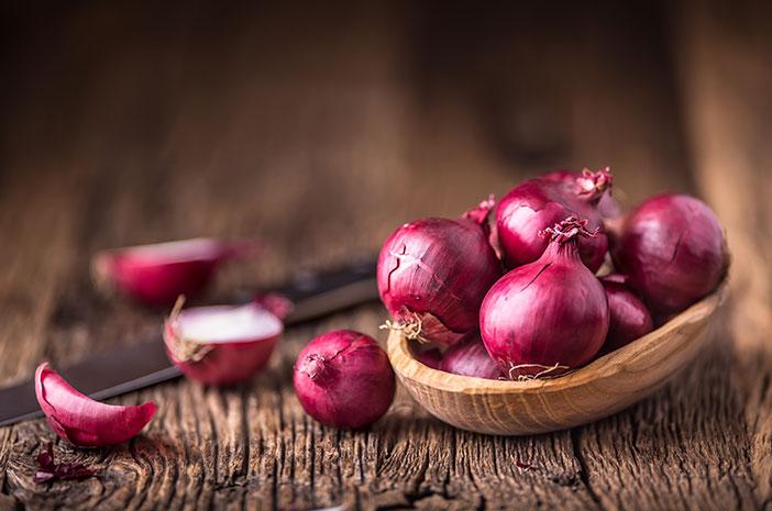 manfaat bawang merah