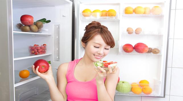 Rahasia Tingkatkan Kesuburan dengan Buah & Sayur