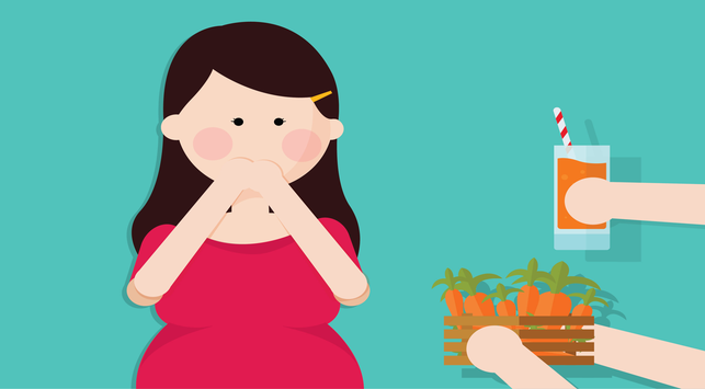 Hati-Hati Kelebihan Vitamin A pada Ibu Hamil