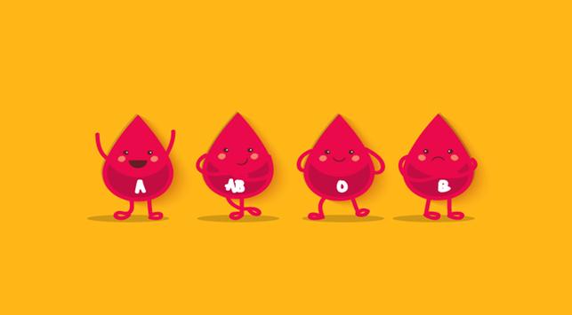 Golongan Darah Ternyata Memengaruhi Karakter Orang, Kamu Termasuk yang Mana