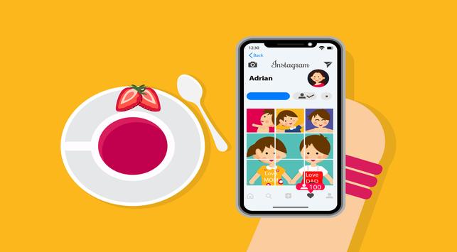 Ibu Zaman Now, Perlukah Anak Dibuatkan Akun Instagram