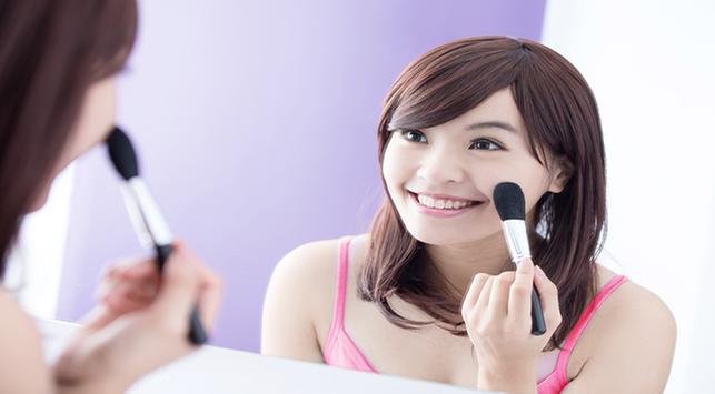 10 Trik Makeup Sembunyikan Keriput