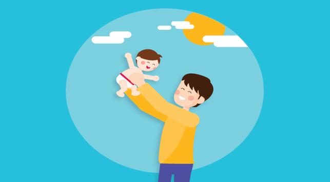 Butuh Matahari Ini 6 Cara Menjemur Bayi