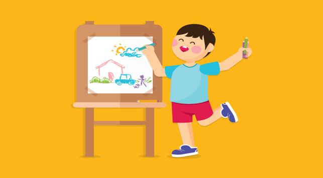 Ingin Anak Kreatif? Begini Cara Didik Sejak Bayi