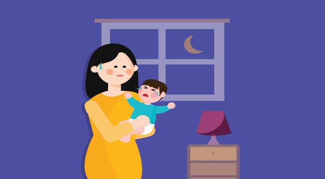 Hati-Hati Stres Ibu Bisa Pengaruhi Bayi