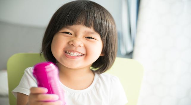 Ini Perkembangan Gigi Anak Tumbuh Sesuai Usia