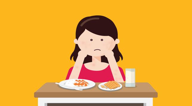Cara Mengatasi Alergi Makanan Saat Liburan