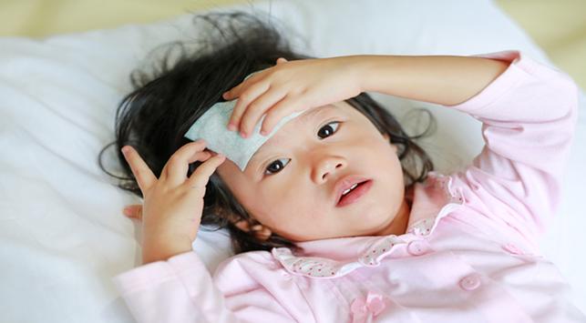 Cara Lindungi Anak dari Serangan Roseola Infantum