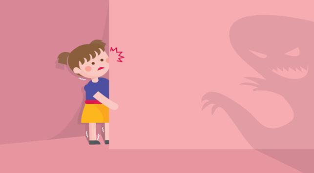 Cara Bijak Bimbing Anak yang Penakut