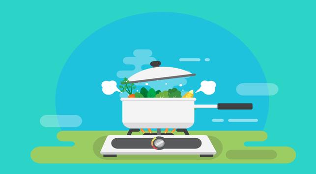 Ikuti Cara Mengolah Makanan Ini Agar Tidak Bikin Gemuk
