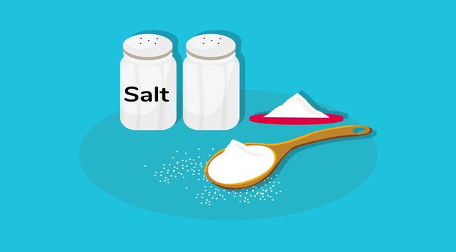 Bahaya Ibu Hamil Terlalu Banyak Mengonsumsi Garam