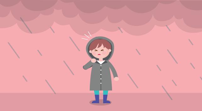 Benarkah Kehujanan adalah Penyebab Flu?
