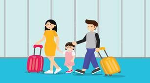 Travel Tips: Agar Liburan Keluarga Jadi Berfaedah, Jangan Lupa Siapkan Ini