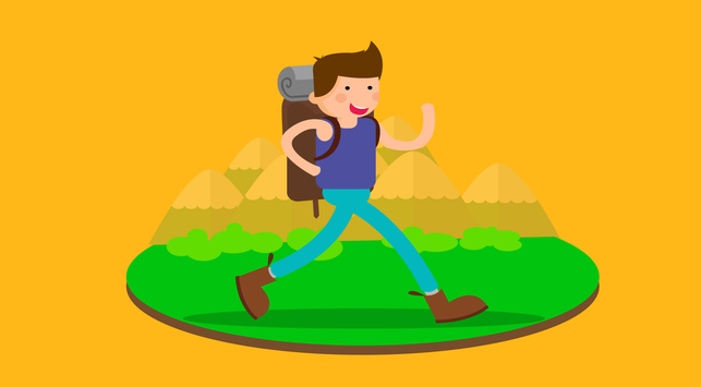 Ingin Turunkan Berat Badan? Liburan Ini Pilih Hiking