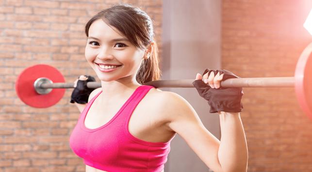 Gerakan Latih Otot Lengan dengan Sempurna