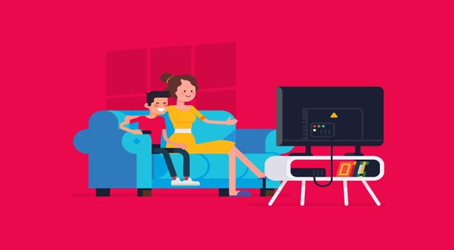 Cara Bijak Temani Anak Tonton Televisi
