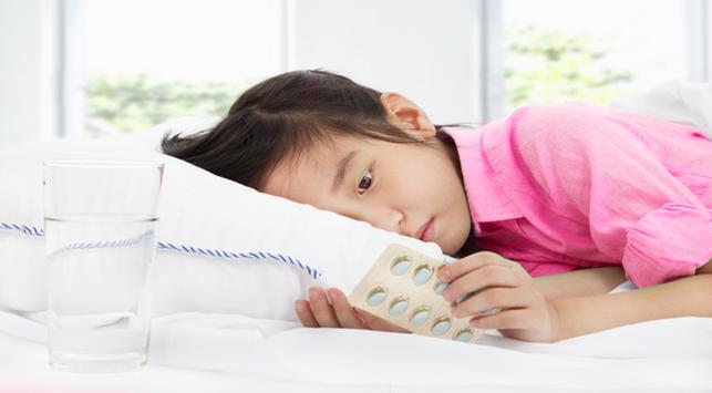 Belum Dewasa, Anak-Anak Juga Bisa Kena Migrain