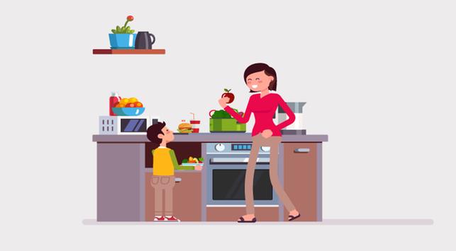 6 Tips Supaya Anak Enggak Pilih-Pilih Makanan