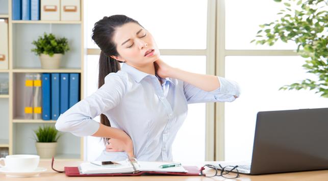 Ketahui Gangguan Sendi yang Rentan Diidap Pegawai Kantoran