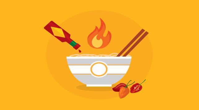 6 Bahaya Terlalu Banyak Mengonsumsi Makanan Pedas