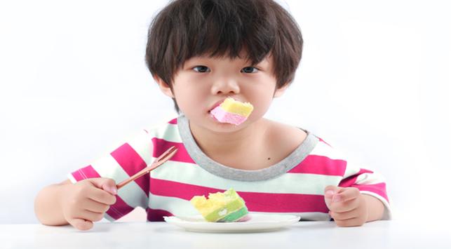 Makanan yang Dikonsumsi Anak Menentukan Karakternya Kelak?