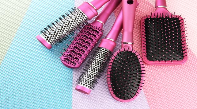 Jenis-jenis Sisir untuk Gaya Rambut Memukau