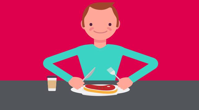 Gaya Makan Cepat atau Lambat? Ini Pengaruhnya