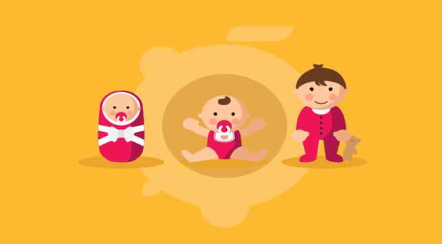 Inilah Tahapan Perkembangan Bayi Usia 4-6 bulan